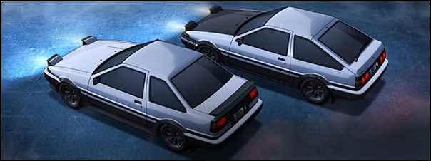 initial d movie ost download