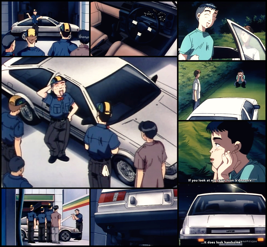 Initial D World - Discussion Board / Forums -> What was your first car?