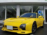 Mazda Efini Fd3s Rx 7 Project W