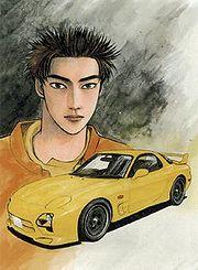 Keisuke Takahashi Project W